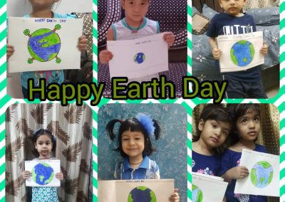 COLLAGE 2 EARTH DAY ACTIVITY
