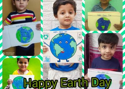 COLLAGE 3 EARTH DAY ACTIVITY