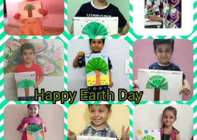 COLLAGE 4 EARTH DAY ACTIVITY