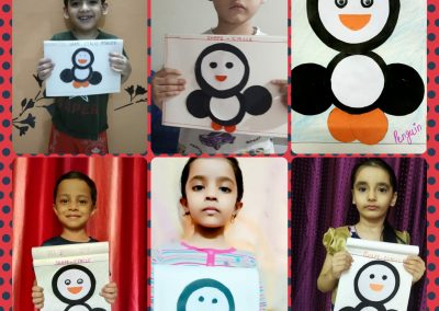 Collage 1 Circle Shape Activity Pre-Primary