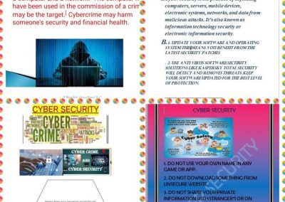 Collage 5 Cyber Crime Activity 1-8