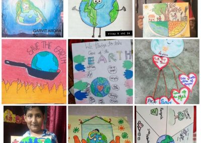 Collage3-Class 3-5 (Earth'sDay)