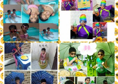 Collage 12 Beach Party