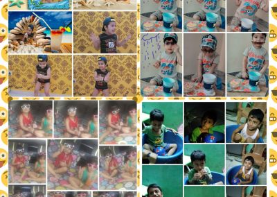 Collage 5 Beach Party