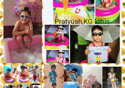 Collage 9 Beach Party
