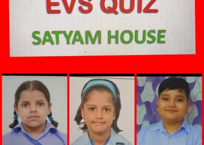 Collage 2 EVS Quiz